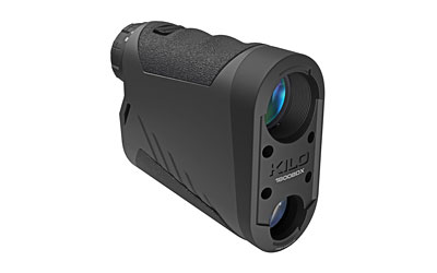 Sig Sauer, KILO2200BDX Laser Range Finder, 7x25mm, Bluetooth, Milling Reticle, Graphite Finish