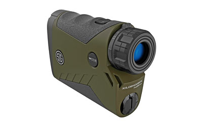 Sig Sauer, KILO2200BDX Laser Range Finder, 7x25mm, Bluetooth, Milling Reticle, OD Green Finish
