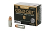 Speer Gold Dot 9mm 124 Gr JHP 50 Round Box