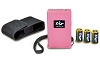 PS Products, ZAP Stun Gun, Pink, 950,000 Volts, 3x CR123 Batteries