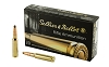 Sellier & Bellot .308 Winchester 180 Grain Soft Point 20 Round Box